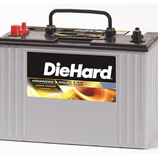 DieHard Marine/Rv Battery - Group Size EP-31 (Price with Exchange)